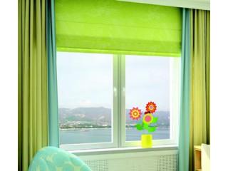 Окна в детской: средства безопасности