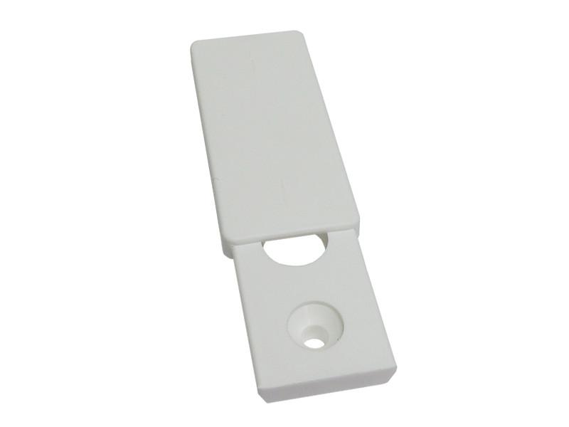 сдвижная розетка заглушка на отверстие для оконной ручки