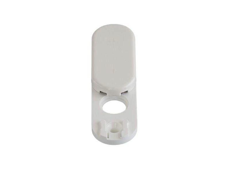розетка заглушка на отверстия оконной ручки ротолайн цвет белый