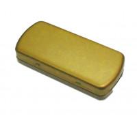 Розетка - заглушка для оконной ручки Maco Harmony бронза