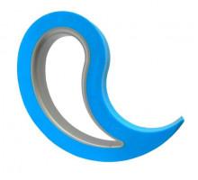 Фиксатор - стоппер для окон и дверей Stoppy Den Braven голубой