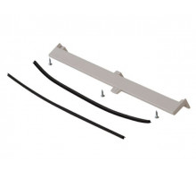 Вентиляционный приточный клапан Air Box Comfort Комфорт белый (с черным уплотнителем)