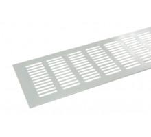 Вентиляционная решетка для подоконника 1000*100 мм белая