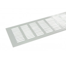 Вентиляционная решетка для подоконника Tundra 500*100 мм белая