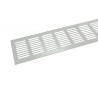 Решетка для подоконника Tundra 800х80 мм белая