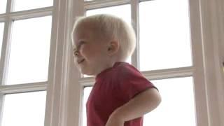 Детский замок на окна c тросиком Jackloc