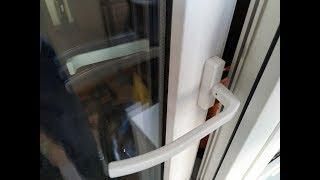 Установка балконного гарнитура