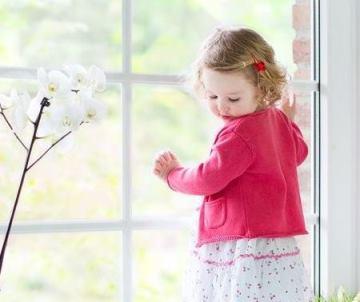 защита окна от детей